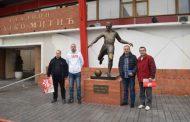 Predstavnici šimanovačkog Hajduka 1932 posetili Crvenu zvezdu
