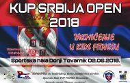 Dečiji fitnes Kup u Donjem Tovarniku - Srbija Open 2018