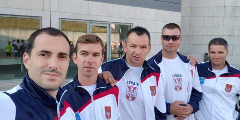 Reprezentacija-Srbije-u-sastavu-S.Ristanovic,-V.Bacanin,-Z.Ovuka,-P.Neskovic-i-S
