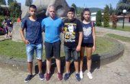 Strelci inđijske Mladosti na kampu u Karatašu