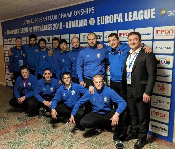 Nikola Jeremić sa Nišlijama peti u Ligi Evrope