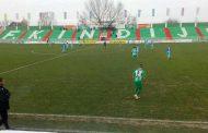 Inđija - Novi Pazar 5: 0 (4: 0)