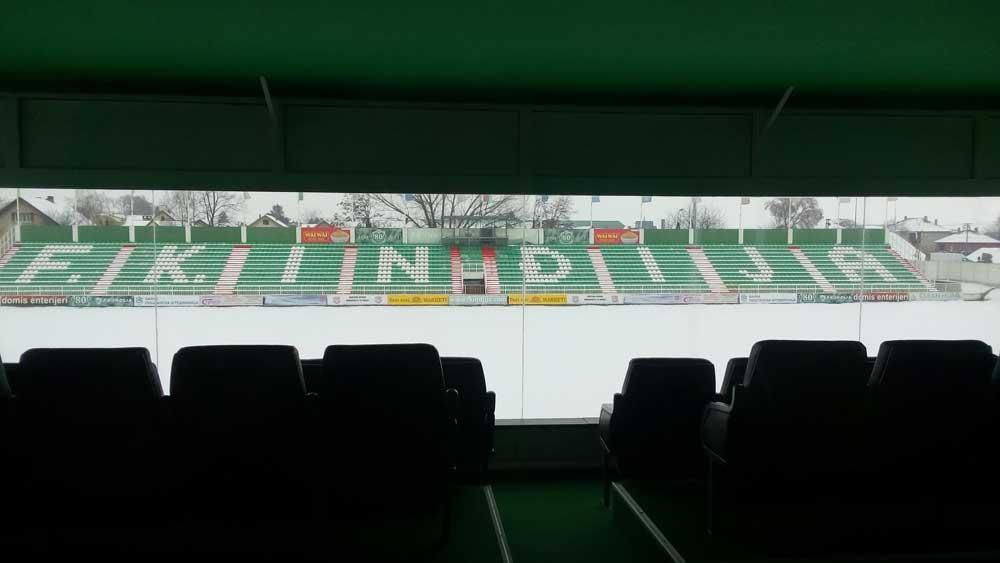 Sezona za FK Inđiju startovala