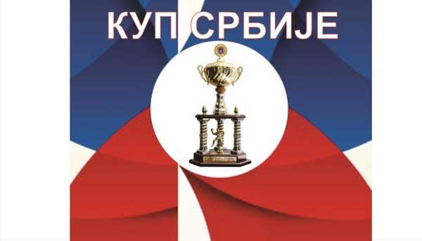 Sreda dan za četvrtfinale Kupa Srbije