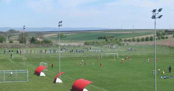Praznik fudbala na Borkovačkoj dolini