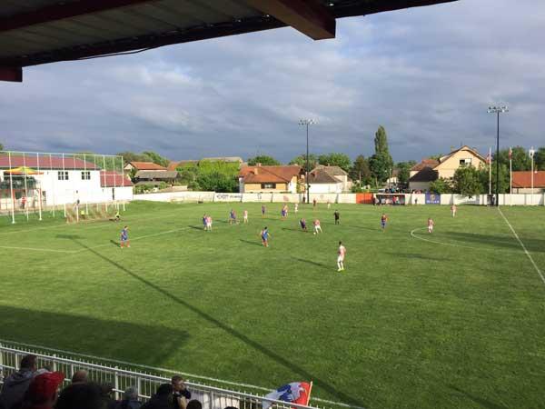 Podrinje - Prvi Maj 0: 1 (0: 1)