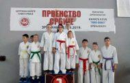 Jedanaest medalja za Sensei