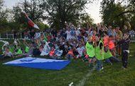 Praznik fudbala u Dobrincima