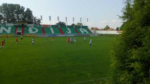 Železničar - Partizan 2: 1 (1: 1)