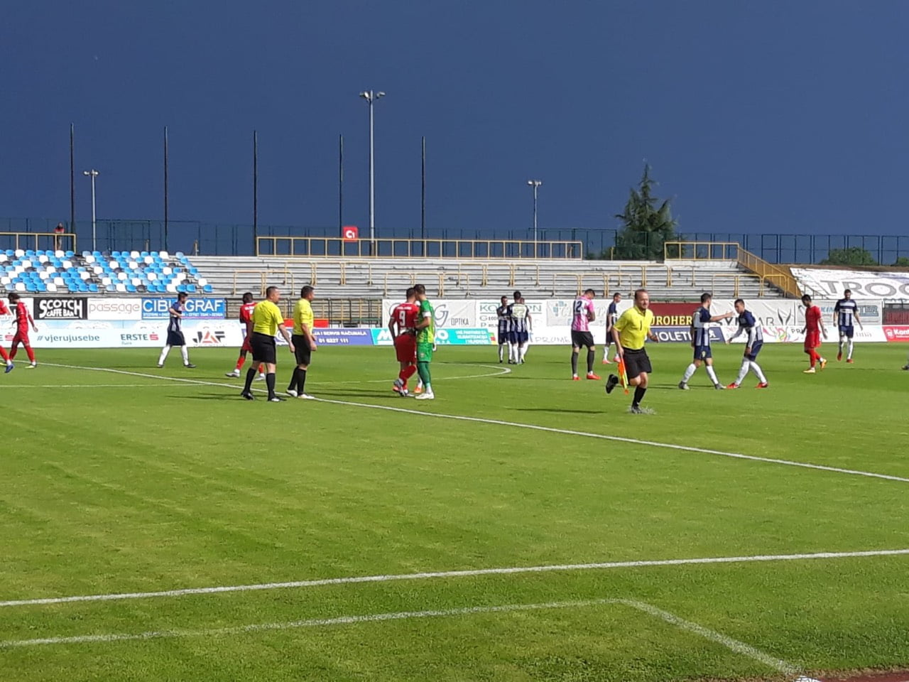 Gorica - Inđija 0: 0