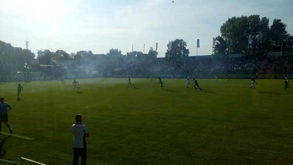 Inđija - Partizan 0: 1 (0: 1)