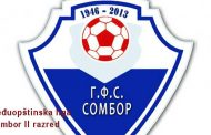 Drugi razred MOL-a Sombor sa deset klubova