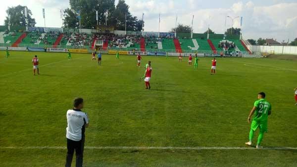 Inđija - Napredak 1: 0 (0: 0)