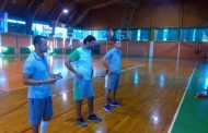 Užareni vazduh, znoj i start priprema košarkaša Železničara