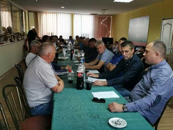 Skupština sremskoligaša - Klubovi dobili kompjuter i štampač