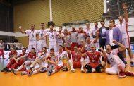 Vojvodina NS seme pobednik Super Kupa Srbije