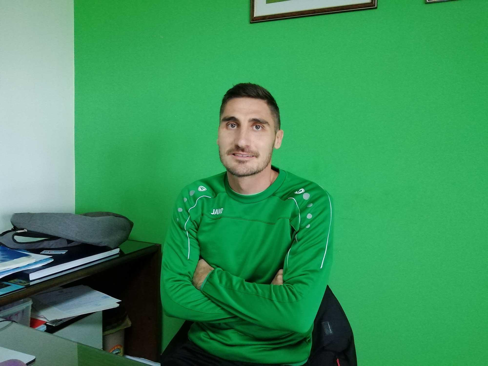 Dimitrijević - Nije prva koju smo odigrali na sličan način
