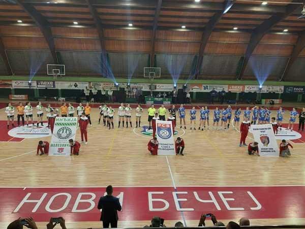 Železničar ponovo najbolji u Kupu Vojvodine