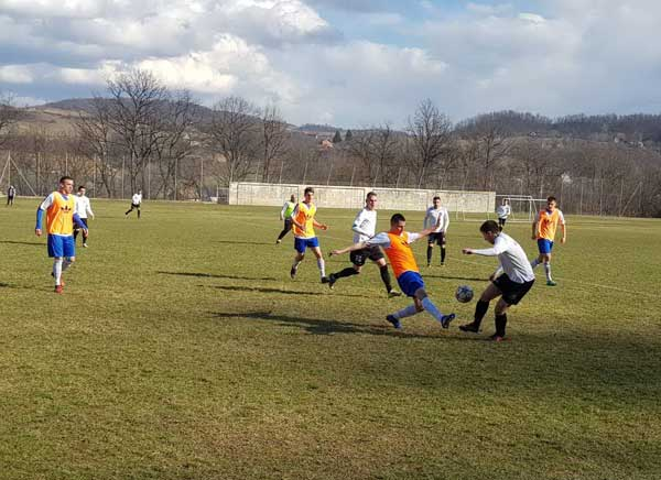 Hajduk Veljko – Sloboda 2: 3 (1: 2)