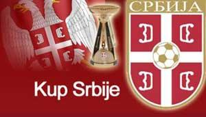 Za pehar Kupa Vojvodine na stadionu Proletera