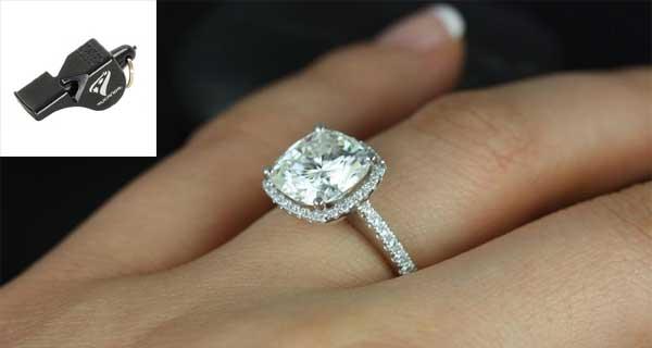 Sudija zaprosio devojku