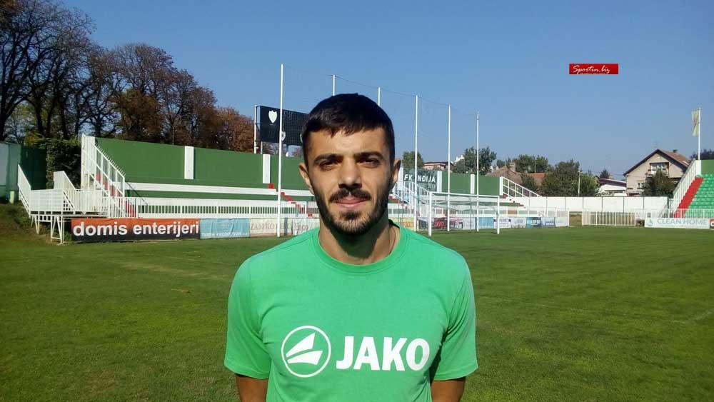 Ivan Rogač zamenio zeleno beli dres