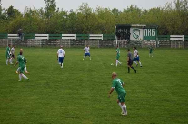 Poraz šimanovačkog Hajduka