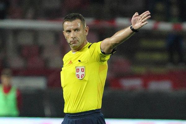 Milan Bosnić sudi na otvaranju proletne sezone