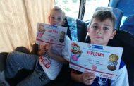 Inđijski osnovci uspešni u Sremskoj mitrovici