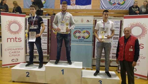 Juniori Mladosti šampionski