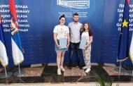 Potpisani ugovori za stipendiranje sportista Vojvodine