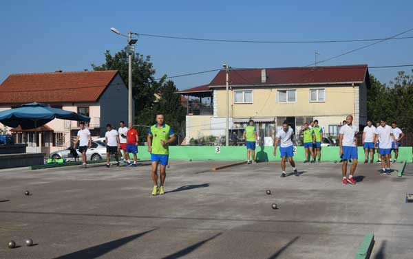 Međunarodni boćarski turnir na Altini - Hrvatska najbolja
