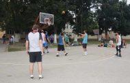 Basketaši obeležili prvi dan Slave Šimanovaca