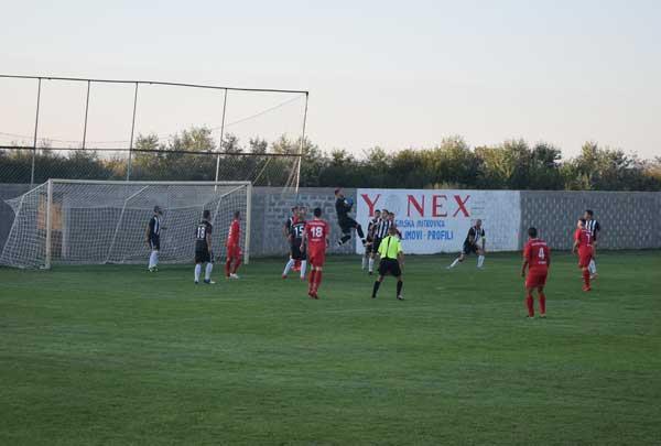 Partizan – Donji Srem 2015 1: 2 (0: 0)