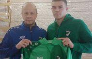 Aleksa Jovanović i zvanično zeleno beli