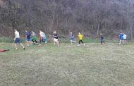I mladi fudbaleri na Lepenskom viru