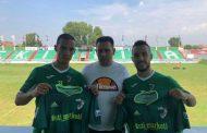 Veličković i Đorđević zvanično u zeleno belom taboru
